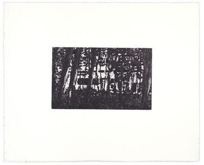 Peter Doig, 'Concrete Cabin', 1996