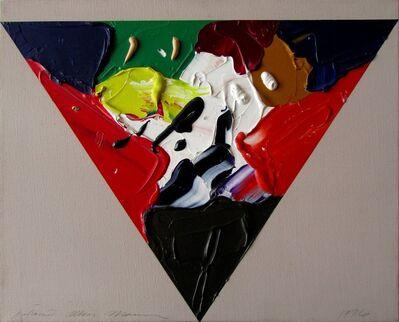 Richard Allen Morris, 'Painters Shield II', 1976