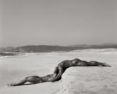 Herb Ritts, 'Duo I', 1990