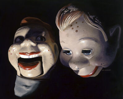 Greg Hildebrandt, 'The Doody Brothers', 2014