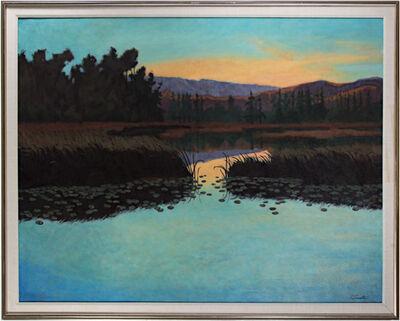 Howard Schroedter, 'Hatch Lake Idyl', 1988