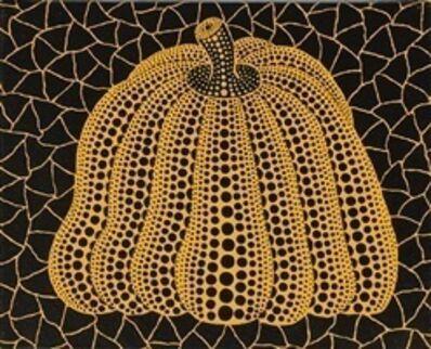 Yayoi Kusama, 'Pumpkin', 1999