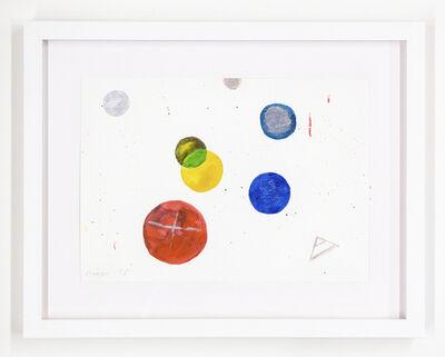 Etel Adnan, 'Sans Titre', 1995