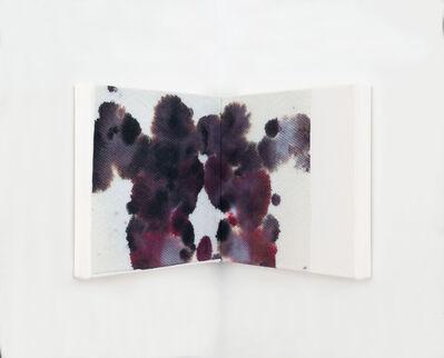 Justin Suazo, 'Piezo_Flora_009 (Purple Orchid Diptych)', 2018
