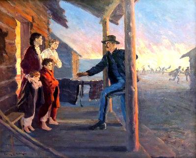 Victor Anderson, 'Prairie Fire'