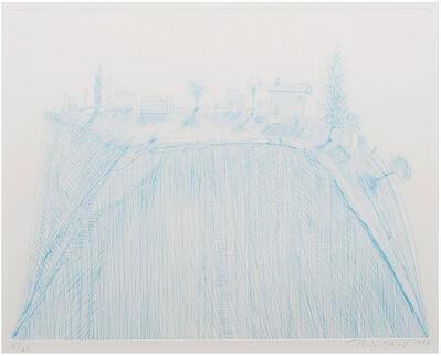 Wayne Thiebaud, 'Estate 2', 1998
