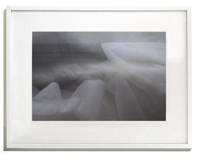 Erin Gleason, 'Homemade Landscape No. 77: Jan Mayen (Curtain)', 2017