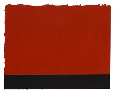 Anne Truitt, 'Remember No. 6', 1999