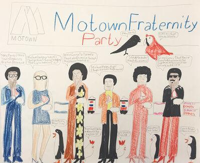 Michael Pellew, 'Motown Fraternity', 2018