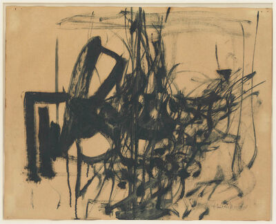Joan Mitchell, 'UNTITLED', 1955