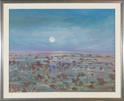 Robert Fisher, ''Wetlands - Towards Birdsville'