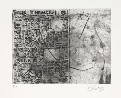 William Kentridge, 'Overlap', 2007