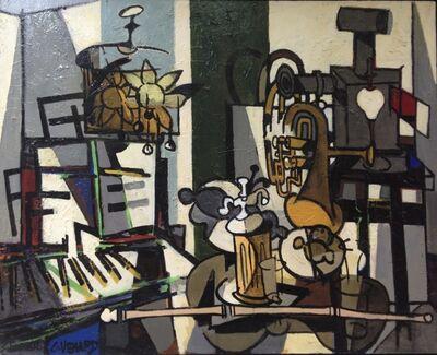 Claude Venard, 'LE TROMBONE ', 1960