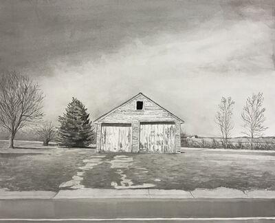 Joshua Huyser, 'Two Car Garage', 2014