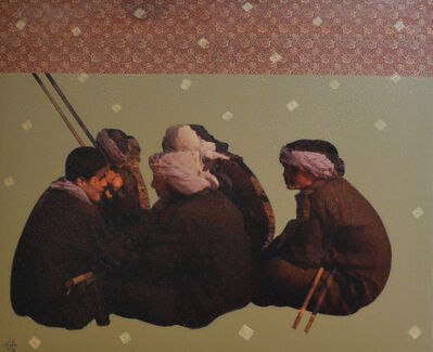 ATEF AHMED, 'Tribe meeting '