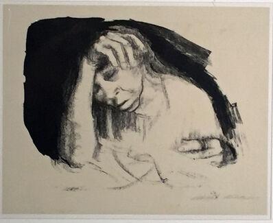 Käthe Kollwitz, 'HEIMARBEIT (HOME WORK)', 1925