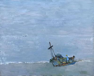 Gogi Chagelishvili, 'Sea Shore II', 1995