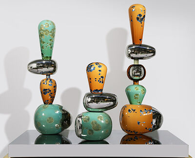 Hongwei Li, 'Allegory of Balance #24'
