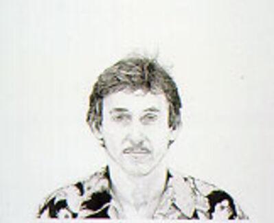 Theo Wujcik, 'Ed Ruscha', 1996