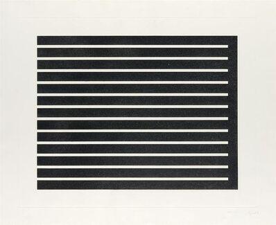 Donald Judd, 'Untitled', 1980