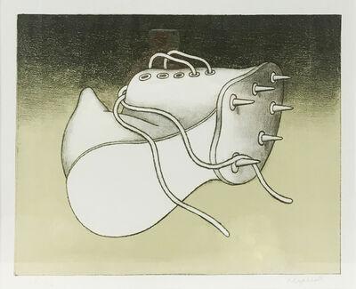 Konrad Klapheck, 'Sportschuh', 1968