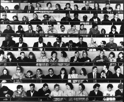 Bob Adelman, 'People's Wall, World's Fair, New York', 1965