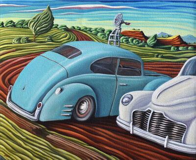 Jono Tew, 'Roadster Farm '