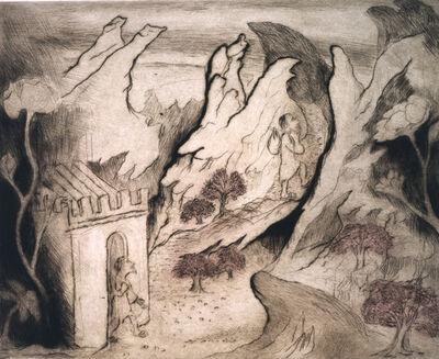Ken Kiff, 'After Giovanni di Paolo', 1993