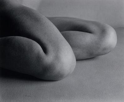 Edward Weston, 'Nude, N61 (knees)'