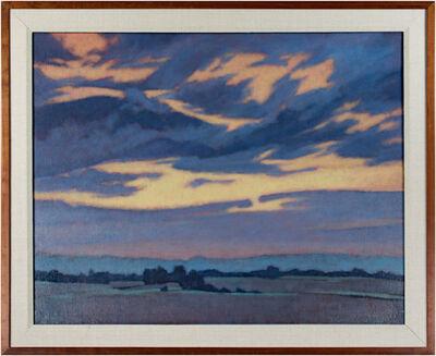 Howard Schroedter, 'Field Near Iola', 1988