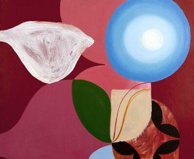 Bryan Osburn, 'Blue Sun', 2011