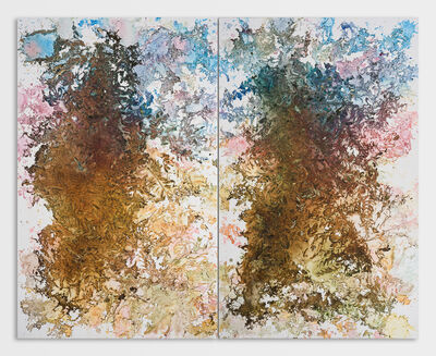 Rotem Reshef, 'Victory (diptych)', 2018