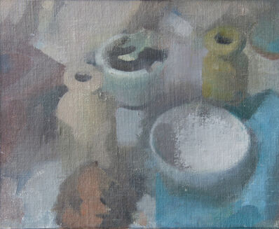 Clare Haward, 'Still Life with Ink Bottles', 2017