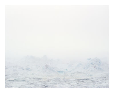 """Jorge Fuembuena, '69º 12' 16""""N 50º 15' 22""""W   from the series """"the end of Cathedrals""""', 2012"""