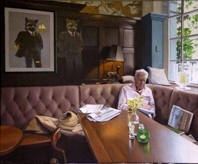 Juan Luis Jardi, 'Pub Londinense'