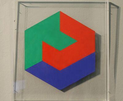 Edoardo Landi, 'Cubo 07/96', 1996