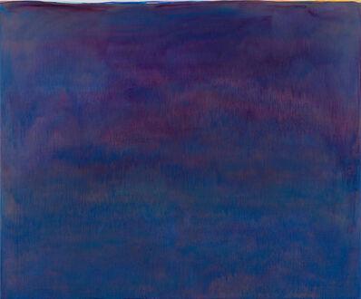 "Manika Nagare, 'Traces of Colors: Sanzo Wada ""South Wind""', 2018"