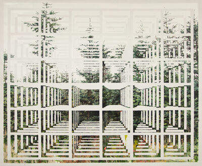 Jeppe Lauge, 'Modular view', 2018
