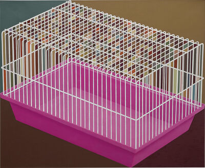 Dan Hays, 'Harmony in Pink', 1997