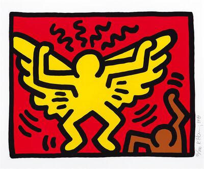 Keith Haring, 'Pop Shop IV (1)', 1989