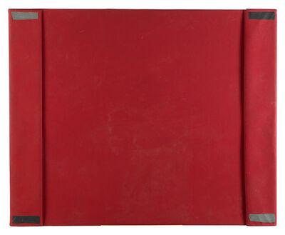 Cesare Berlingeri, 'Piegando il rosso', 1992-1993