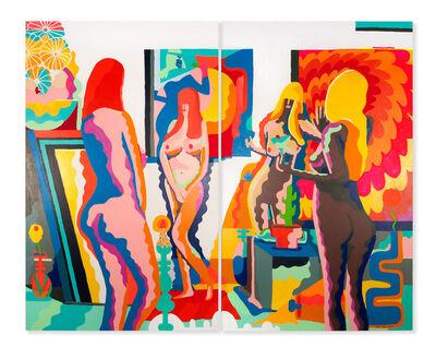 Mike Perry, 'Light as a Liquid (I Dream of Picasso)', 2016