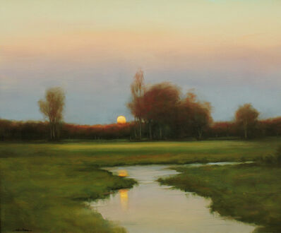 Dennis Sheehan, 'Awaiting the Moonlight', 2019