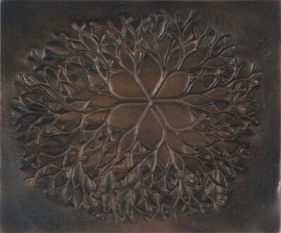 Ruth Asawa, 'Bronze Flower', 1979