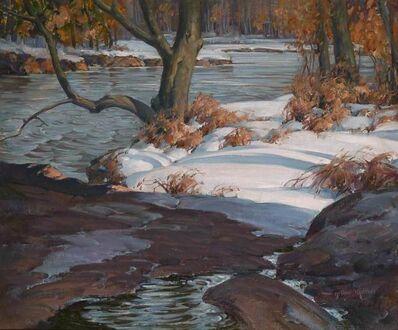 Arthur Meltzer, 'Pennypack Creek', 1971-72