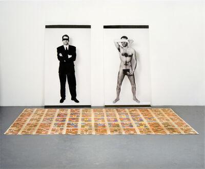 Cláudio Goulart, 'Portrait intérieur', 1995