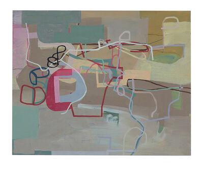 Mark Masyga, 'Louise Strongarms', 2016