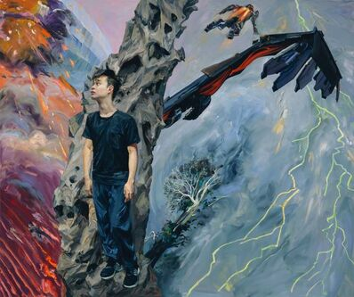 Yu Hong 喻红, 'Future《未来》', 2018