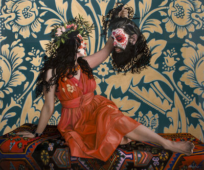 Brad Overton, 'Salome', 2017