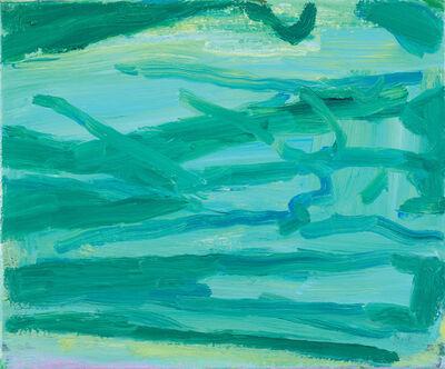 Simon Carter, 'Thin Clouds over the Sea', 2016